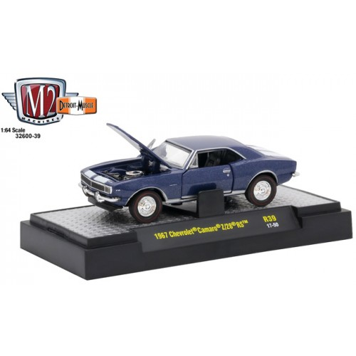 Detroit Muscle Release 39 - 1967 Chevrolet Camaro Z28 RS