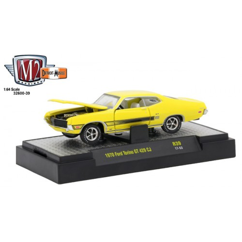 Detroit Muscle Release 39 - 1970 Ford Torino GT 429 CJ