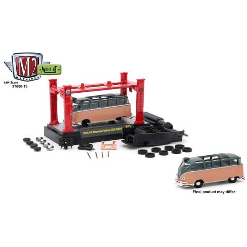 Model-Kits Release 15 - 1959 Volkswagen Microbus Deluxe