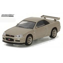 Tokyo Torque Series 1 - 2001 Nissan Skyline GT-R R34 M-SPEC