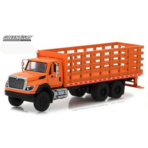 Super Duty Trucks Series 2 - International WorkStar Platform Stake Truck