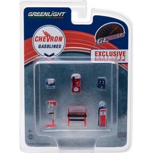 GL Muscle Shop Tools - Chevron