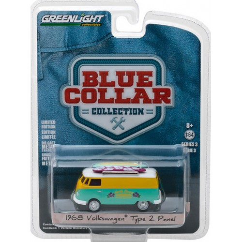 Blue Collar Series 3 - 1968 Volkswagen Type 2 Panel