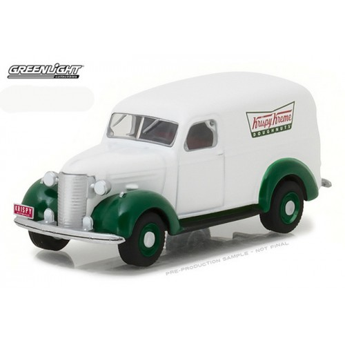 Blue Collar Series 3 - 1939 Chevrolet Panel Truck