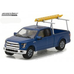 Blue Collar Series 3 - 2015 Ford F-150 with Ladder Rack