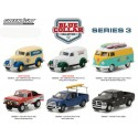 Blue Collar Series 3 - Six Truck Set