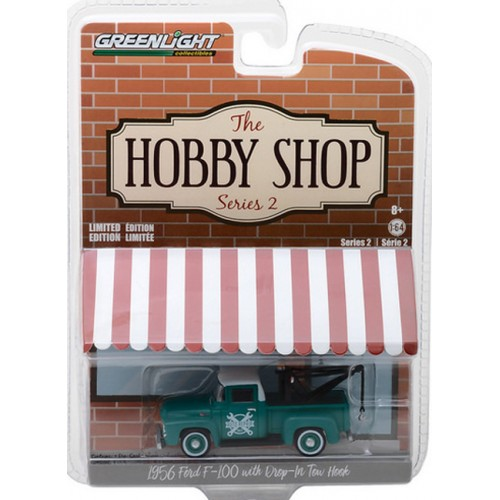 The Hobby Shop Series 2 - 1956 Ford F-100 with Tow Hook