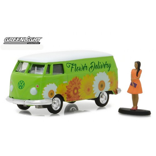 The Hobby Shop Series 2 - 1976 Volkswagen Type 2 Panel Van