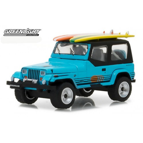 The Hobby Shop Series 2 - 1987 Jeep Wrangler YJ