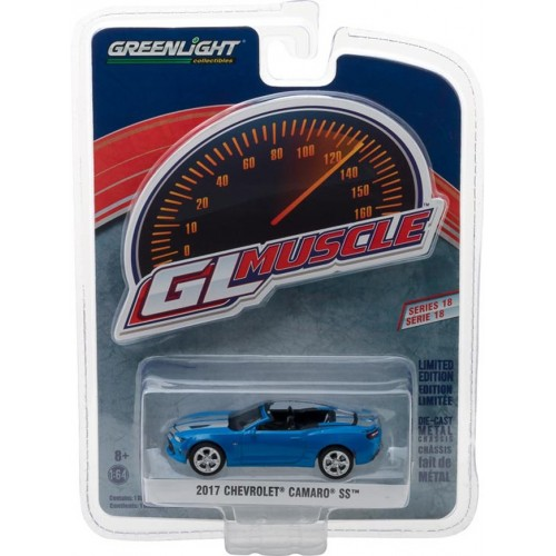GL Muscle Series 18 - 2017 Chevrolet Camaro SS