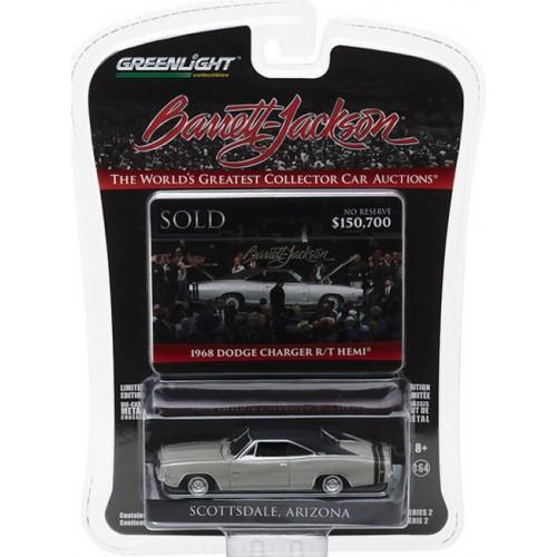 Barrett-Jackson Series 2 - 1968 Dodge HEMI Charger R/T