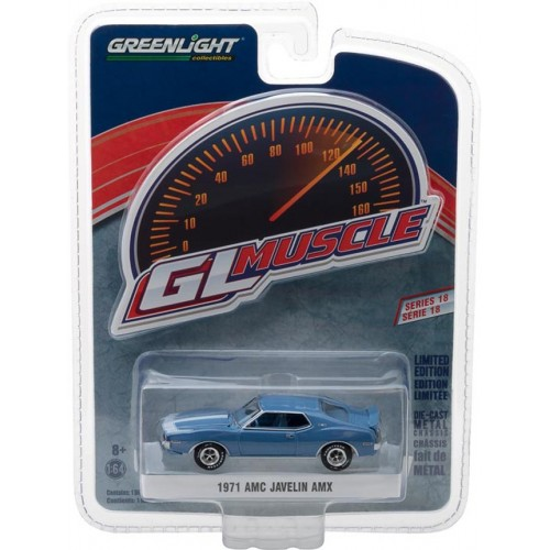GL Muscle Series 18 - 1971 AMC Javelin AMX