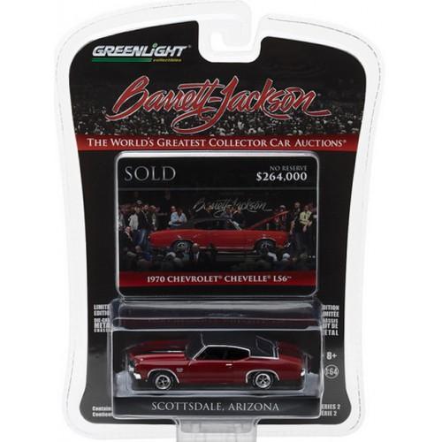 Barrett-Jackson Series 2 - 1970 Chevrolet Chevelle LS6