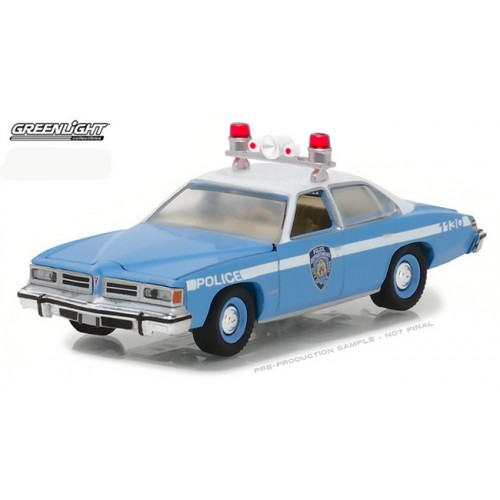 Hot Pursuit Series 25 - 1976 Pontiac LeMans NYPD
