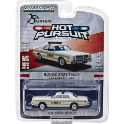 Hot Pursuit Series 25 - 1978 Dodge Monaco Illinois State Police