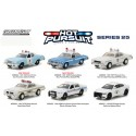 Hot Pursuit Series 25 - Six Car Set