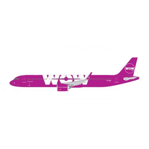 Gemini Jets Airbus A321neo WOW Air
