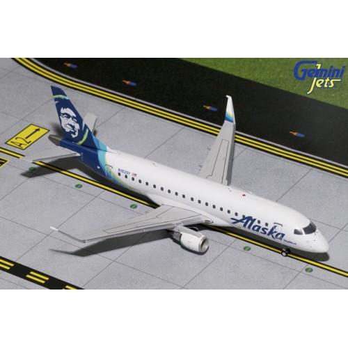 Gemini Jets ERJ-145 Alaska Airlines