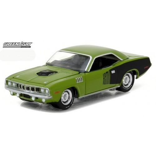 GL Muscle Series 18 - 1971 Plymouth HEMI 'Cuda