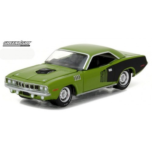 GL Muscle Series 18 - 1971 Plymouth HEMI 'Cuda