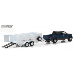Hitch and Tow Series 12 - 2016 Ford F-150 and Double Axle Dump Trailer
