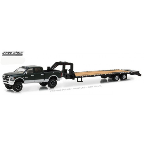 Hitch and Tow Series 12 - 2017 RAM 2500 and Gooseneck Trailer