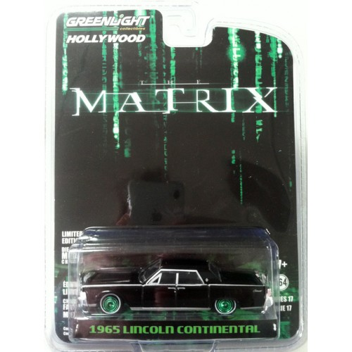 Hollywood Series 17 - 1965 Lincoln Continental Green Machine