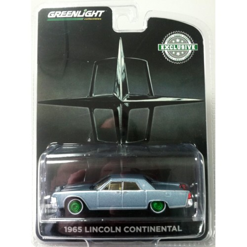 Hobby Exclusive - 1965 Lincoln Continental Green Machine