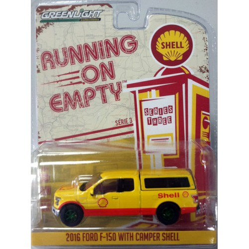 Running on Empty Series 3 - 2016 Ford F-150 Shell Oil Green Machine