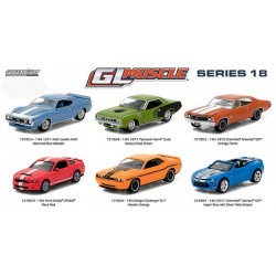 GL Muscle Series 18 - Set