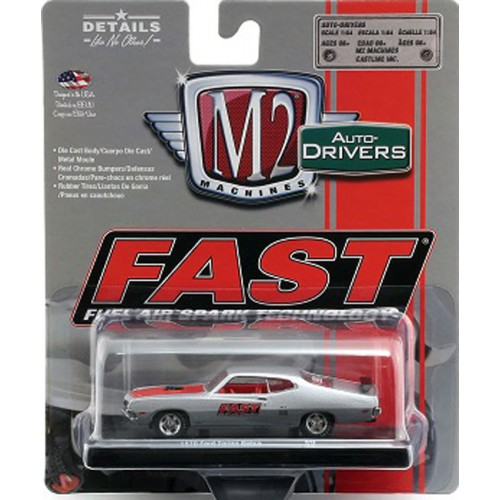 Drivers Release 48 - 1970 Ford Torino GT 429 SCJ