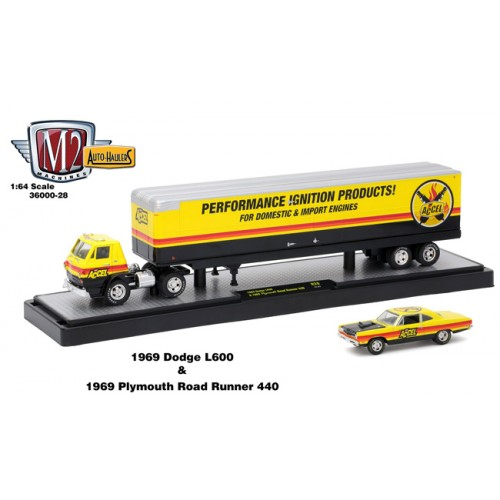 Auto-Haulers Release 28 - 1969 Dodge L600 and Dry Van Trailer