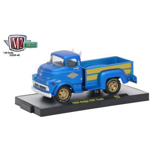Auto-Trucks Release 46 - 1958 Dodge COE Truck