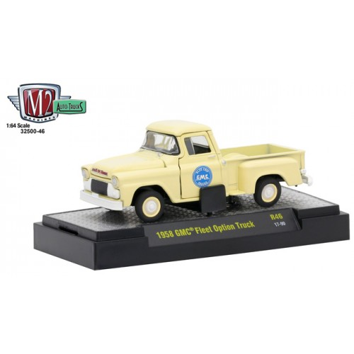Auto-Trucks Release 46 - 1958 GMC Fleet Option Truck