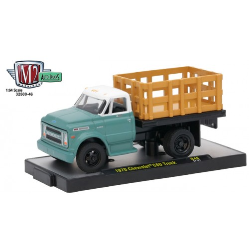 Auto-Trucks Release 46 - 1970 Chevy C60 Stakebed Truck
