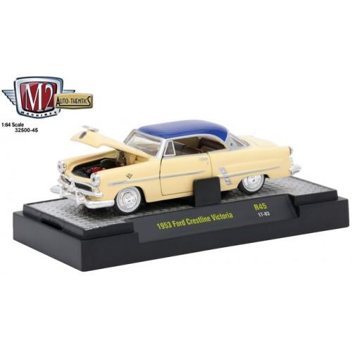 Auto-Thentics Release 45 - 1953 Ford Crestline Victoria