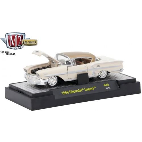 Auto-Thentics Release 45 - 1958 Chevrolet Impala