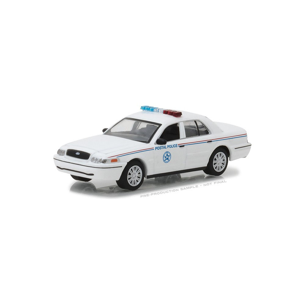 Hobby Exclusive - 2010 Ford Crown Victoria Police Interceptor United States Postal Service