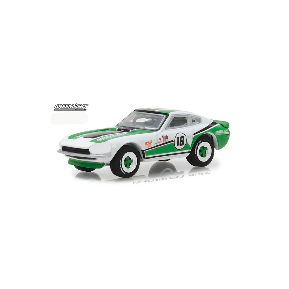 Greenlight Hobby Exclusive - 1970 Datsun 240Z Trade Show Exclusive