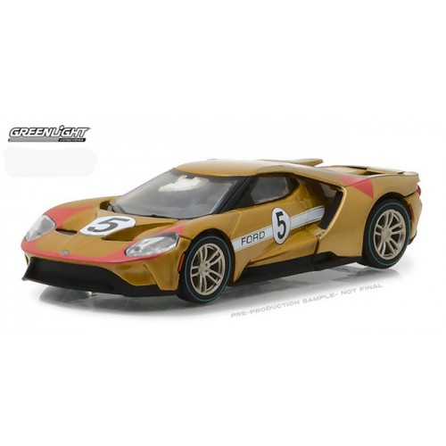 Heritage Racing Series 1 - 2017 Ford GT 5