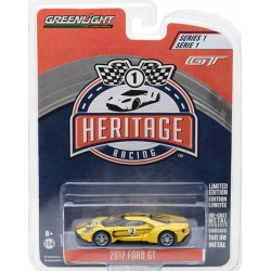 Heritage Racing Series 1 - 2017 Ford GT 2 in Yellow
