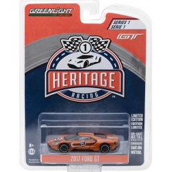 Heritage Racing Series 1 - 2017 Ford GT 3 in Red