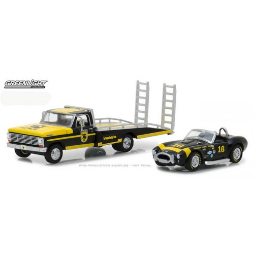 HD Trucks Series 11 - 1969 Ford F-350 Ramp Truck with Shelby Cobra