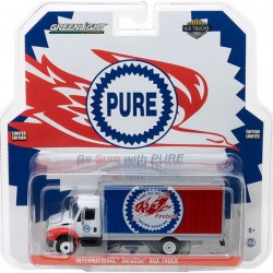 HD Trucks Series 11 - International DuraStar Box Truck Pure Oil