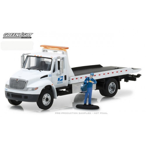 HD Trucks Series 11 - International DuraStar Flatbed USPS