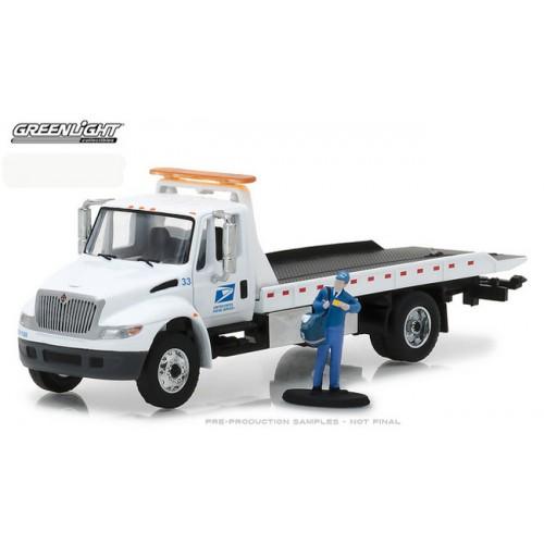 HD Trucks Series 11 - International DuraStar Flatbed USPS