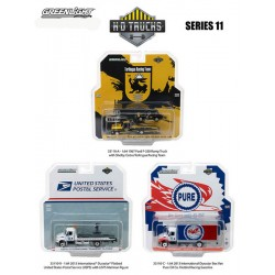 HD Trucks Series 11 - Three Truck Set