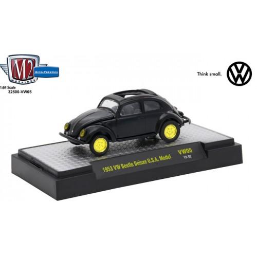 Volkswagen Release 5 - 1953 Volkswagen Beetle
