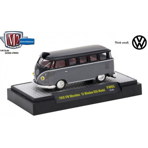Volkswagen Release 5 - 1958 Volkswagen Micro Bus