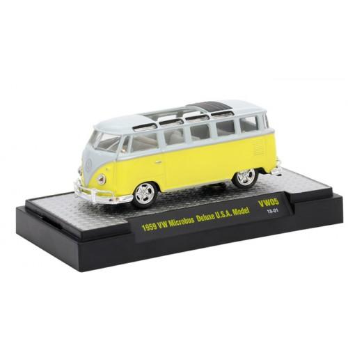 Volkswagen Release 5 - 1959 Volkswagen Micro Bus
